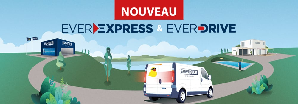 Everexpress et Everdrive